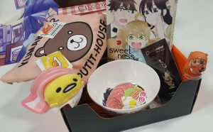 "Loot Anime ""Delicious"" Crate"
